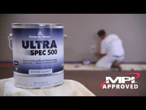 Benjamin Moore S Ultra Spec 500 Digital Ad