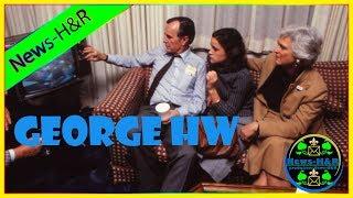 George HW Bush funeral A legacy repackaged for Trump era