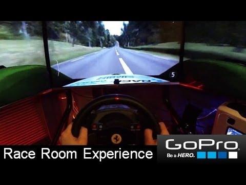 GoPro - Race Room Experience Hillclimb