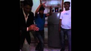 Dance party in phulera