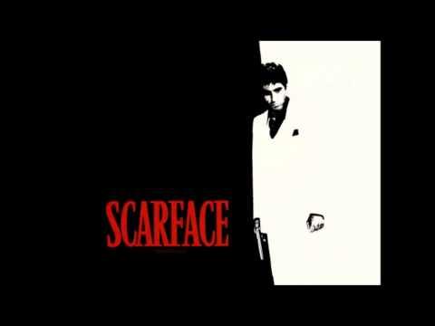 Scarface Paul Engemann  Push it to the Limit movie version