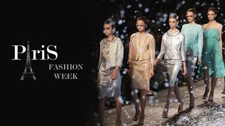 تعرفي إلى سرّ أزياء ربيع وصيف 2016 من خلال عروض Paris Fahion Week