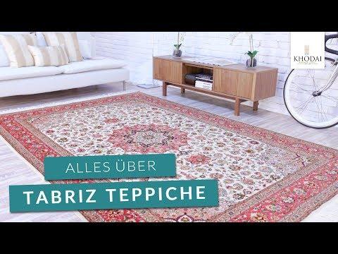 """Tabriz Orientteppiche """"Exklusiv"""" - khodai.de"""