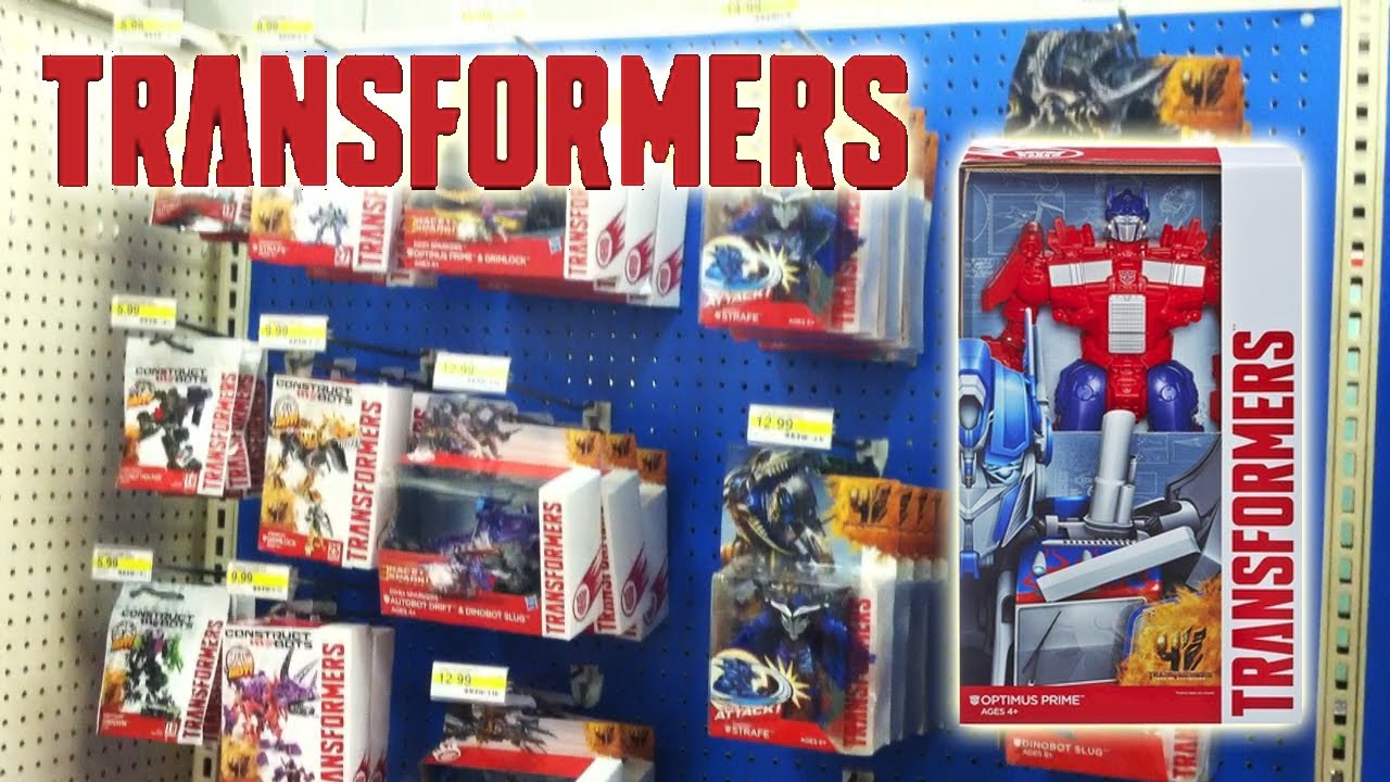 Toys At Target : Transformers toys display at target us age of