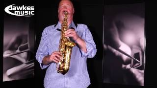 Yamaha YAS-875 Alto Sax Demonstration