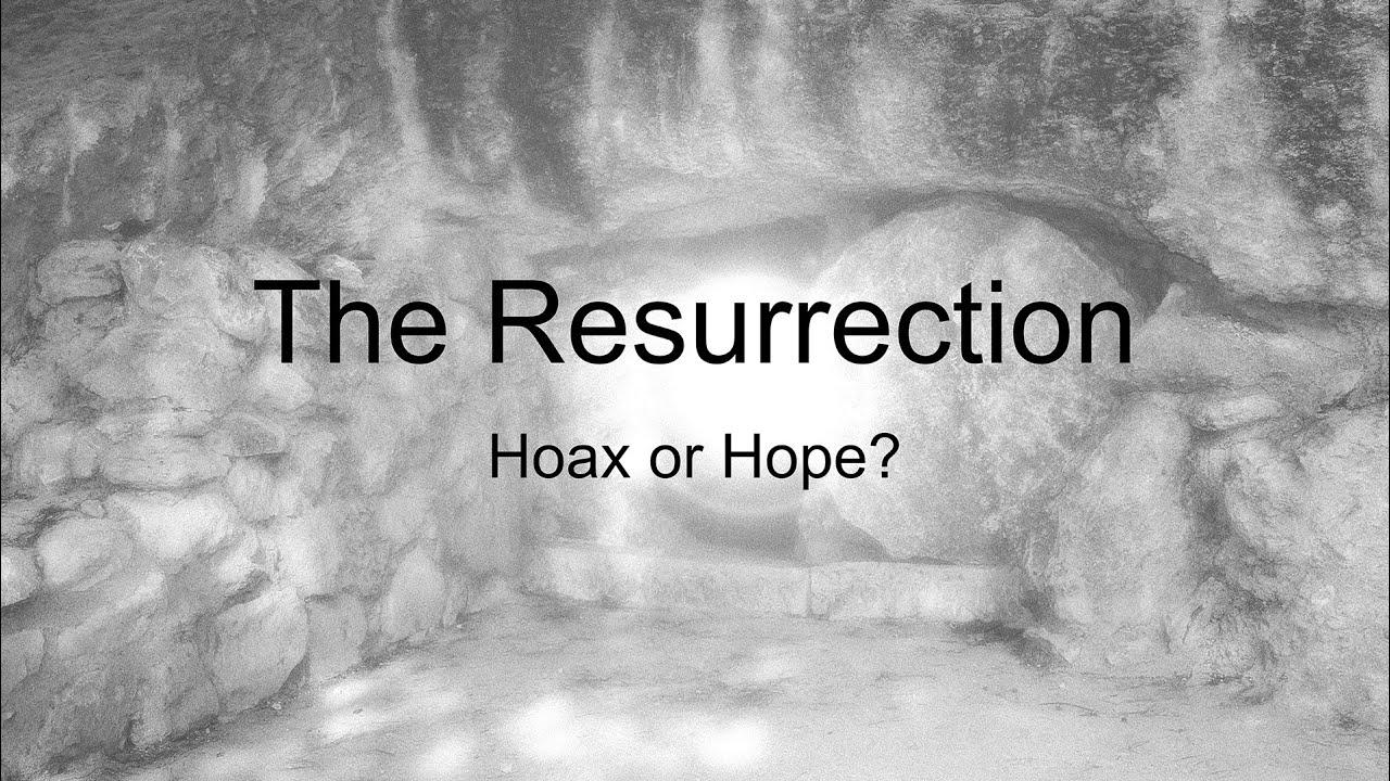 Download The Resurrection - Hoax or Hope? - Ron Matsen