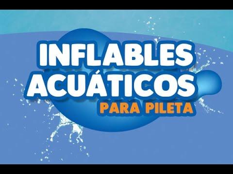 Blimp Works Acantilado Juegos Inflables Acuaticos