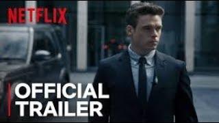 BODYGUARD Official Trailer 2018 Richard Madden, Netflix Series