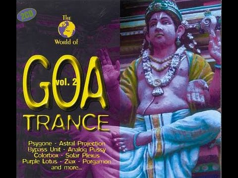 The World Of Goa Trance Vol 2 (CD1)