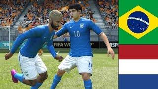 2018 FIFA World Cup Quarter-final vs Netherlands