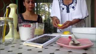 Faire soi- même son sirop de citron (speciel Ramadan )
