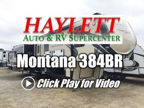 2018 montana 384br high country middle bunk bonus room for Fifth wheel with bonus room