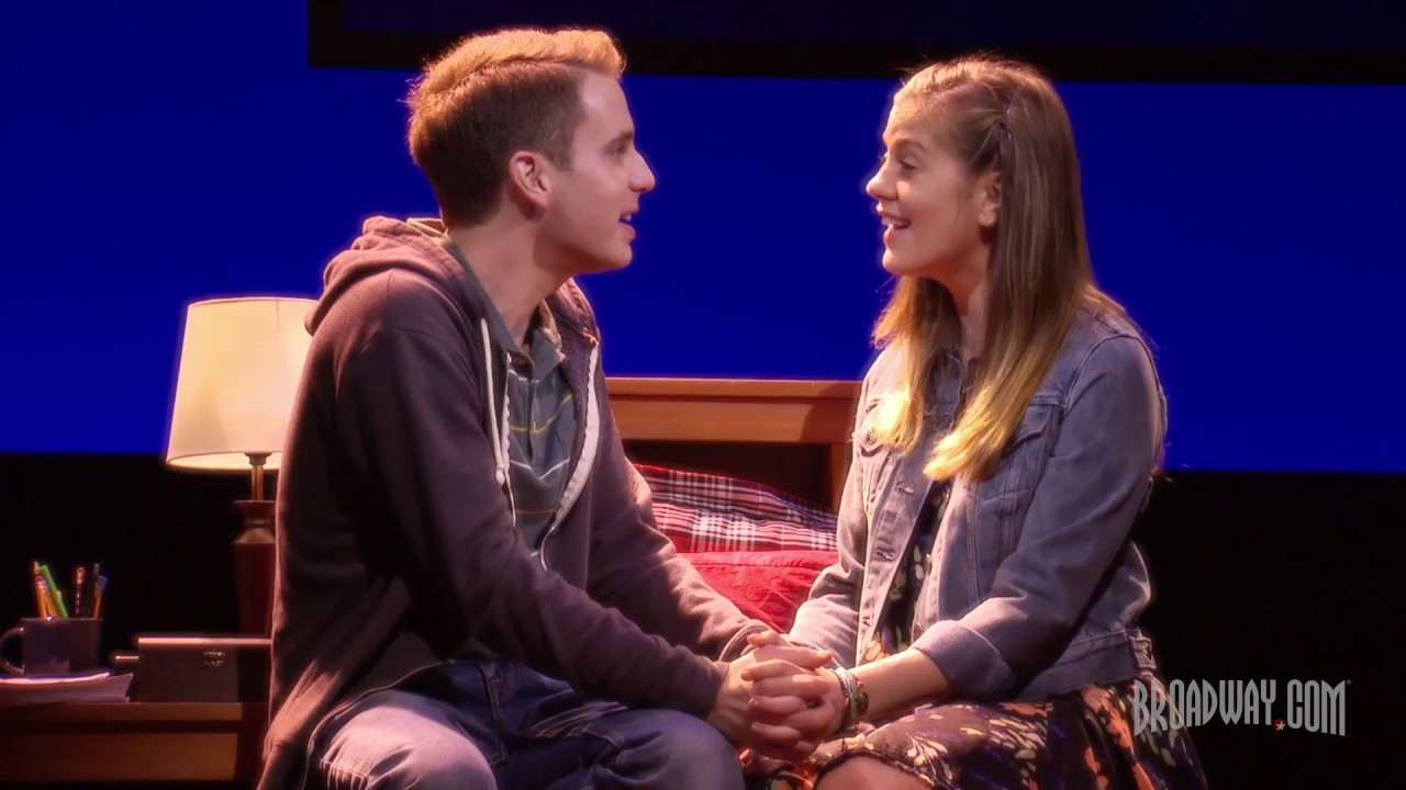 Show Clips Dear Evan Hansen Starring Ben Platt Youtube