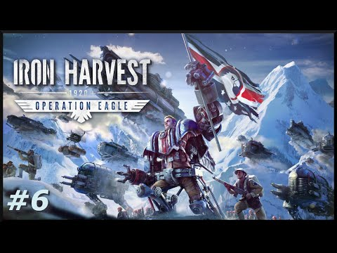 Iron Harvest: Operation Eagle - Mission 6 - The Battle of Aqaba - Securing a Beach Head |