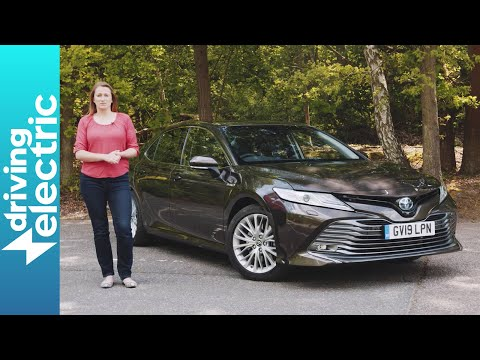 Toyota Camry Hybrid Review - DrivingElectric