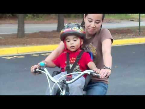 hamax bike seat instructions