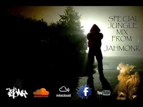 RAGGA JUNGLE - DJ JAHMONK - RAGGA RAGGA SOUND !!