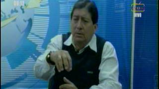 DANIEL HERDOIZA ENTREVISTA ABG. SEGUNDO SOLANO PRESIDENTE DE ABO. EL ORO