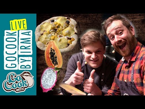 Gorm og Stupidaagards LIVE på scenen  |  Food-festival | GoCook by Coop