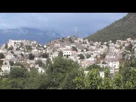 Kayaköy - Turkey
