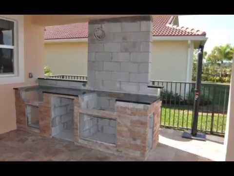 Best Outdoor Kitchens Jupiter Florida