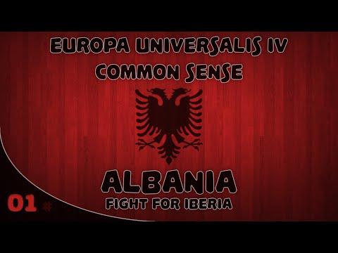 Europa Universalis IV - Common Sense DLC - Albania - Part 01