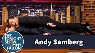 Andy Samberg Wants to Bring Planking Back
