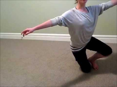 How to do a Knee Drop Jump (Dance)