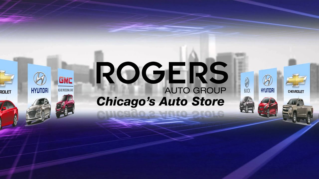 Rogers Auto Group Network Web video