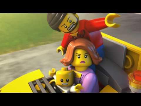 LEGO City Vulkaan onderzoekers