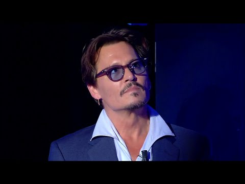 Johnny Depp in Ce Posta Per Te