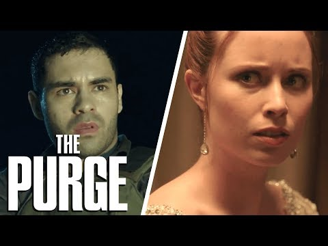 The Purge TV Series     on USA Network
