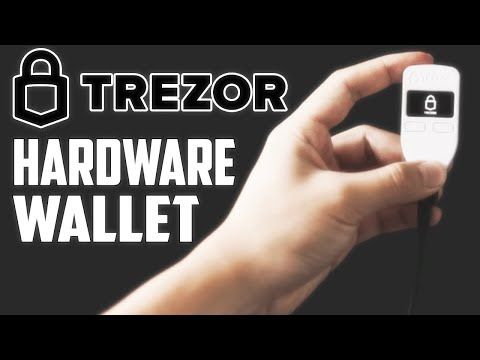 TREZOR BITCOIN WALLET !! Everything about this Hardware Wallet !!