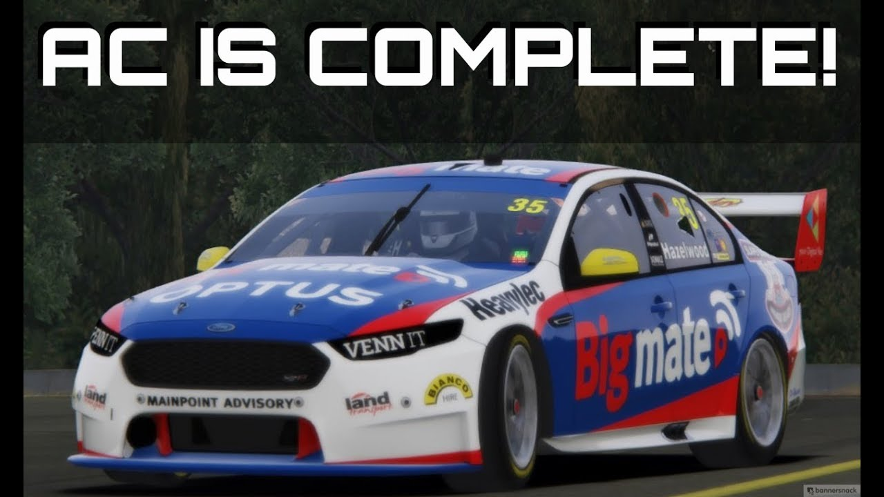 The Most Up To Date V8 Supercar Mod 2018 V8 Supercars Mod For