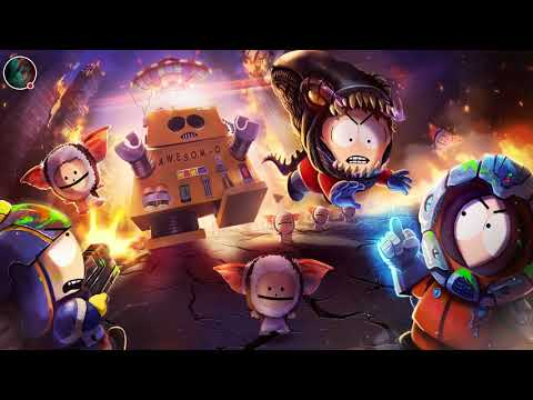 SPACE WARRIORS I South park the phone destroyer
