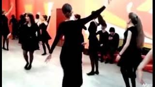 Грузинские танцы в Москве