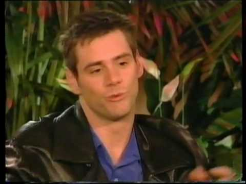 Carrey Interviewed for Ace Ventura 2 (Today Tonight)[1995]