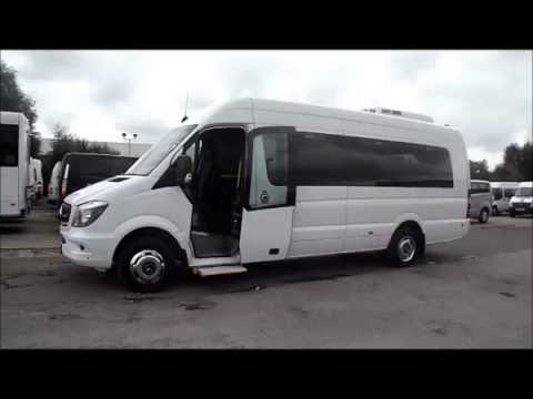 2016 New Mercedes Sprinter 20 Seater Travel 45 Minibus