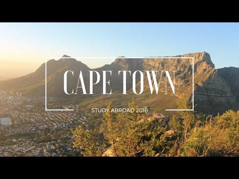 Cape Town - Semester Study Abroad 2016