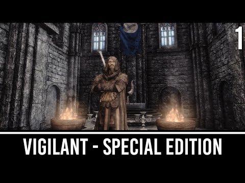 Skyrim Mods: VIGILANT Special Edition