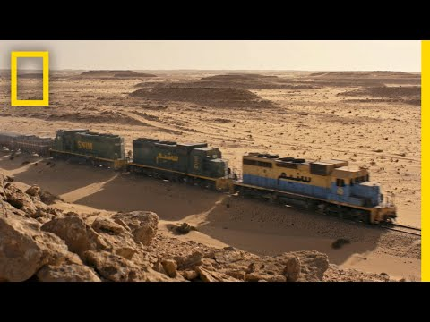 This Sahara Railway Is One of the Most Extreme in the World | Short Film Showcase