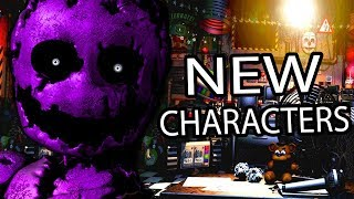 PICK UP WHEN PHONE GUY CALLS OR THIS WILL HAPPEN..   Five Nights at Freddys Ultimate Custom Night