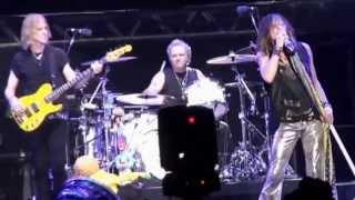 Aerosmith Angel (Brasil 2011)