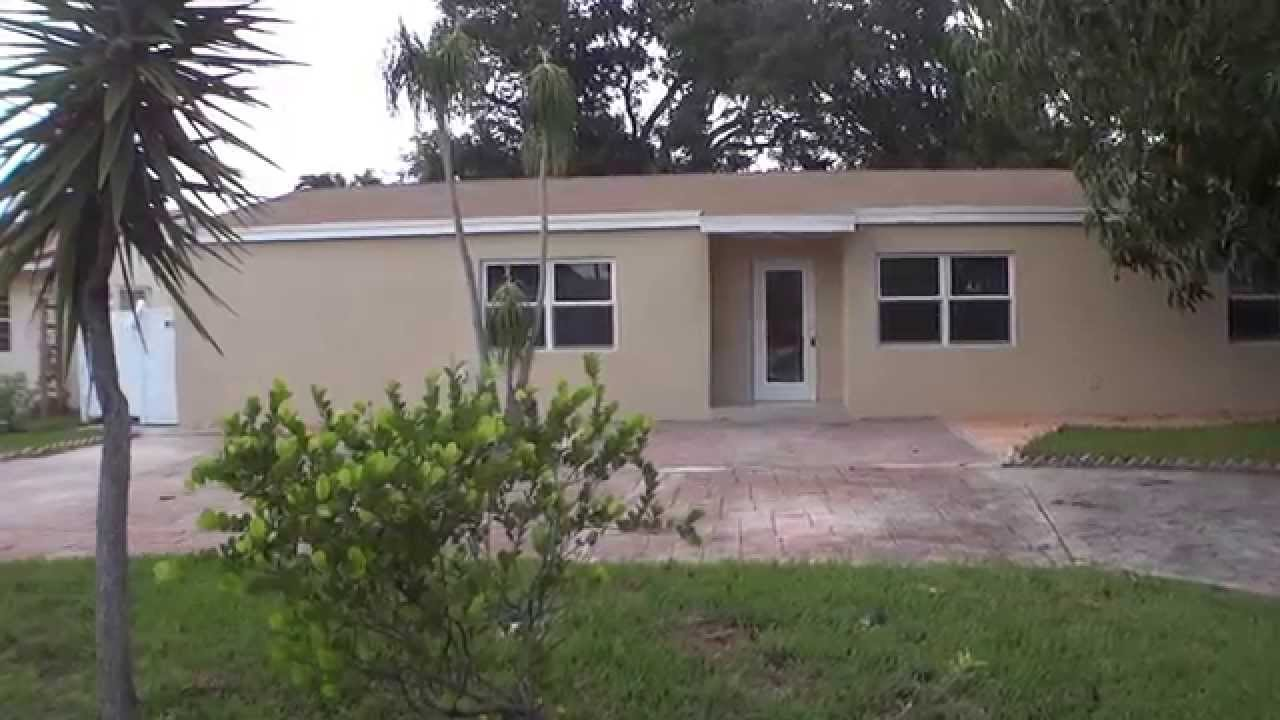 Home for Rent in West Palm Beach: Lantana Home 3BR/2BA by West Palm Beach  Property Management - YouTube