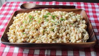 Best Macaroni Salad Ever - How To Make Deli-style Macaroni Salad