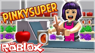 ROBLOX - My Own Supermarket - Retail Tycoon