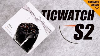 Taking a Quick Look at TicWatch S2!