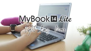 MyBook 14 Lite for #WorkFromHome