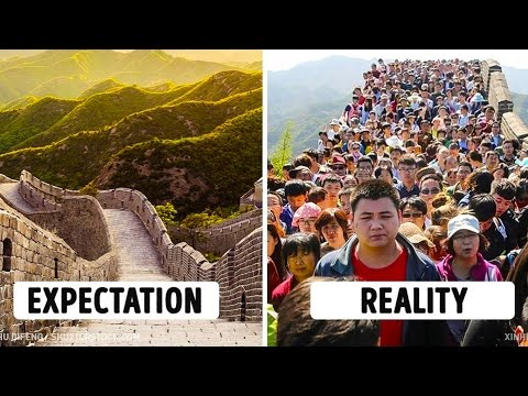 20 FUNNY EXPECTATION VS. REALITY SITUATIONS