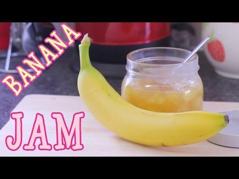Banana Jam RECIPE!!!